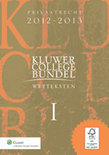 Kluwer Collegebundel Limited Edition  / 2012/2013