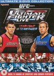 Ufc - The Ultimate Fighter Cruz Vs Faber