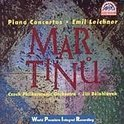 Martinu: The Five Piano Concertos / Leichner, Belohlavek