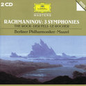 Rachmaninov: 3 Symphonies, The Rock / Maazel, Berlin Philharmonic