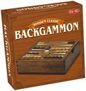 Backgammon In Houten Box