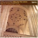 Byrd: Mass for five voices, etc / Winchester Cathedral Choir