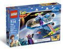 LEGO Toy Story Het Star Command Ruimteschip Van Buzz - 7593