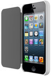 Tech21 D3O Impact Snap met Cover Case Wit Apple iPhone 5