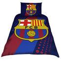FC Barcelona Dekbedovertrek - Rood