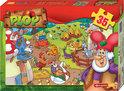 Kabouter Plop puzzel 35 stukjes dieren
