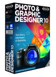 Magix Photo & Graphic Designer 10 - Nederlands/ 1 Gebruiker/ DVD