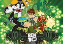 Ben 10 Glow In The Dark Puzzel