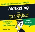 Voor Dummies Luisterboek Marketing