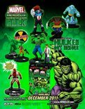 Marvel - Hero Clix: Incredible Hulk Set