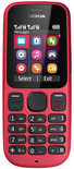 Nokia 101 - Rood - Dual Sim