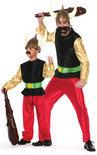 Carnavalskleding Galliër jongen Maat 164