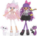 Lalaloopsy Girls Doll Dubbelverpakking - Mode Pop