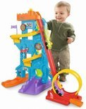 Fisher-Price Little People Wheelies Fun Park