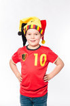 WK België Clown hoed
