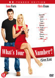 What's Your Number (Dvd)