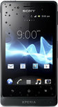 Sony Xperia Go - Zwart