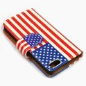 Movizy walletcase iPhone 5(S) 'New USA-flag'