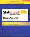 StatCrunch - Standalone Access Card (12-month Access)