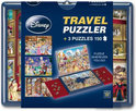 King Disney Travel Puzzler + 3 Puzzels