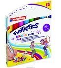 Funtastics Magic Fun stiftenset 7+1 stuks van edding
