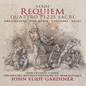 Verdi: Requiem, Quattro Pezzi Sacri / John Eliot Gardiner