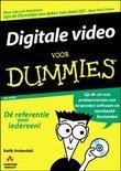 Digitale video voor Dummies + CD-ROM