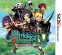 Etrian Odyssey 4, Legends of the Titan  3DS