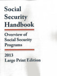 Social Security Handbook 2013