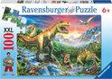 Ravensburger XXL Puzzel - Bij de Dinosaurussen