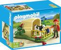 Playmobil Boerin Met Kalf  - 5124