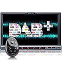 Eonon GE01BE autoradio met DAB+ Navigatie DVD USB