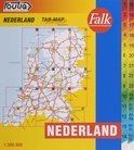 Routiq Nederland Tab Map