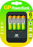 GP PowerBank PB570 incl. 4 x 270AAHCB