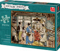 Jumbo Puzzel - Anton Pieck - De Kruidenier - 1000 Stuks