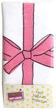 Blond Amsterdam Roze Strik Servetten - 45 x 45 cm - 2 stuks