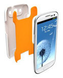 Tech21 D3O Impact Snap Case Wit Samsung Galaxy S3