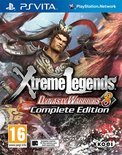 Dynasty Warriors 8, Xtreme Legends (Complete Edition)  PS Vita