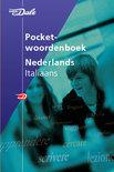 Van Dale Pocketwoordenboek Nederlands-Italiaans