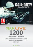 Call of Duty: Black Ops - Xbox Live 1200 Microsoft Points