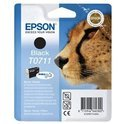 Epson T0711 Inktcartridge - Zwart