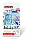 Porselein marker edding 4200-6099 blauw tinten