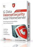 G Data InternetSecurity voor HomeServer  UK