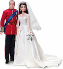 Barbie Prins William en Kate Royal Wedding Set