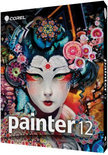 Corel Painter 12 Upgrade - Engels / WIN