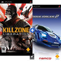 Twinpack Killzone + Ridge Racer 2
