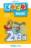 Loco Maxi / Tafels 1-10