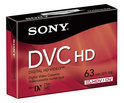 Sony DVM63 HDV Mini DV-casette