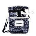 Little Company Lct Cartoon Cooling Bagluiertas - Zwart, Blauw