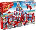 BanBao Brandweer Brandweerkazerne - 8355